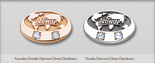 amway double diamond income
